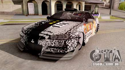 Nissan Skyline GT-R One Piece para GTA San Andreas
