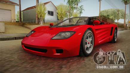 GTA 5 Progen GP1 Roadster para GTA San Andreas