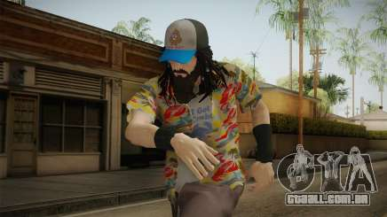 Watch Dogs 2 - T-Bone para GTA San Andreas