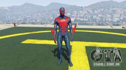 Spiderman 2099 para GTA 5