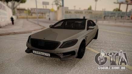 Mercedes-Benz Brabus 900 para GTA San Andreas