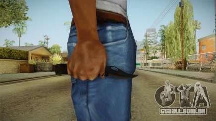 Resident Evil 7 - Pocketknife para GTA San Andreas