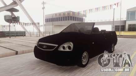 VAZ Conversível para GTA San Andreas