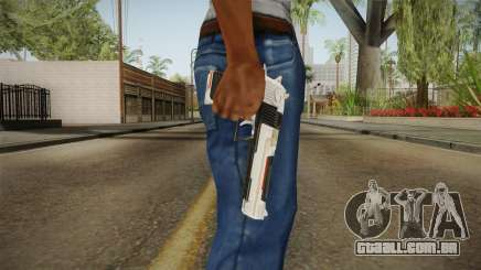 CS:GO - Desert Eagle Mecha para GTA San Andreas