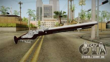 Wheel Lock Pistol 2.0 Fixed Low Quality para GTA San Andreas