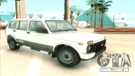 Lada Niva Urban para GTA San Andreas