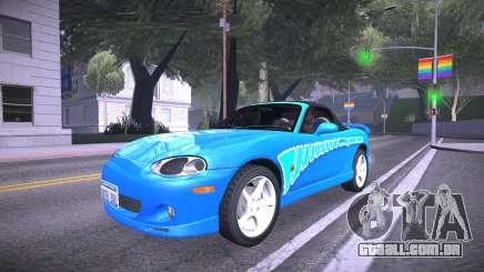 Mazda MX-5 Miata para GTA San Andreas