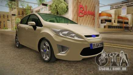 Ford Fiesta hatchback 5 DV para GTA San Andreas