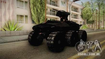 Goliath UGV para GTA San Andreas