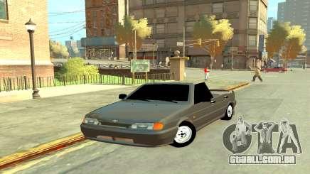 VAZ 2114 Conversível para GTA 4