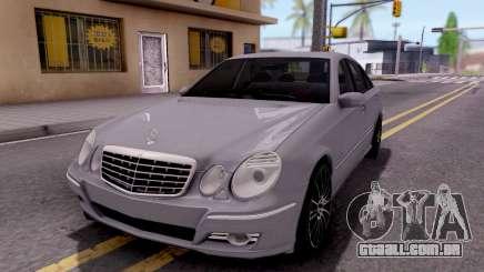 Mercedes-Benz E280 W221 para GTA San Andreas