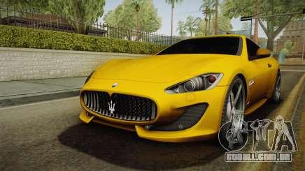 Maserati GranTurismo Sport v2 para GTA San Andreas
