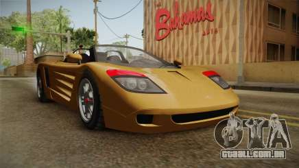 GTA 5 Progen GP1 Roadster IVF para GTA San Andreas