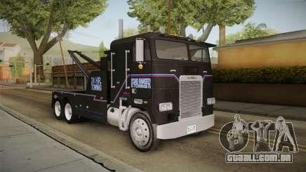 Freightliner FLA 9664 v1.0 para GTA San Andreas