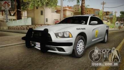 Dodge Charger 2014 Iowa State Patrol para GTA San Andreas