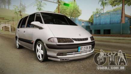Renault Espace 1999 2.0 16v para GTA San Andreas