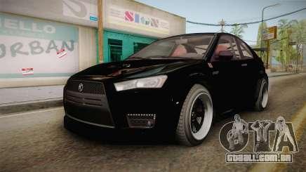 GTA 5 Karin Kuruma RS para GTA San Andreas