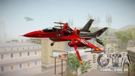 FNAF Air Force Hydra Foxy para GTA San Andreas