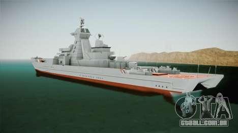 Kirov Class Battlecruiser para GTA San Andreas