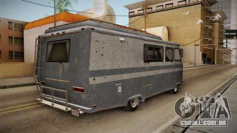 GTA 5 Zirconium Journey Worn IVF para GTA San Andreas vista direita