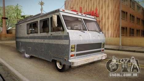 GTA 5 Zirconium Journey Worn IVF para GTA San Andreas