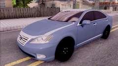 Lexus ES 350 2010 para GTA San Andreas