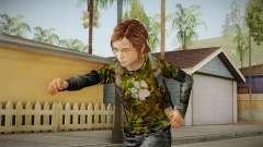 Ellie Tlou v2 para GTA San Andreas