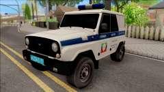 UAZ Caçador de Polícia