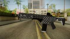 GTA 5 Gunrunning M4 para GTA San Andreas