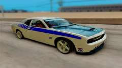 Dodge Challenger Drag Pak Supercharged para GTA San Andreas