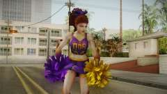 Cheer Captain Kerrigan v1 para GTA San Andreas