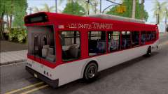 GTA V Brute Bus IVF para GTA San Andreas