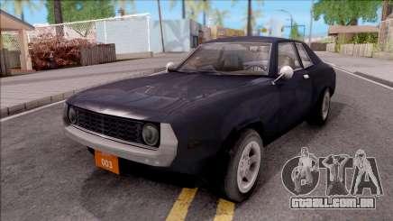 Driver PL Bonsai V.2 para GTA San Andreas