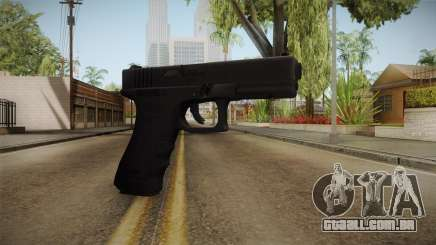 Glock 18 3 Dot Sight Red para GTA San Andreas