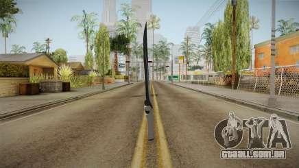 Mass Effect: Andromeda - Asari Sword Black para GTA San Andreas