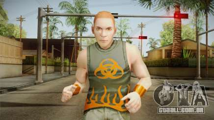 Omar Romero from Bully Scholarship para GTA San Andreas