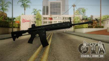 HK416 Assault Rifle para GTA San Andreas