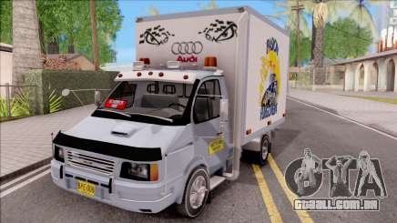 Iveco Daily para GTA San Andreas