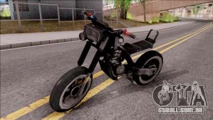 Homefront The Revolution Motorcycle para GTA San Andreas