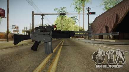 Daewoo K2 v3 para GTA San Andreas