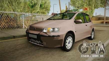 Fiat Punto 2002 para GTA San Andreas