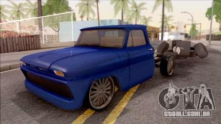 Chevrolet C-10 para GTA San Andreas