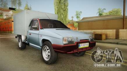 Skoda Favorit Caminhão D. para GTA San Andreas