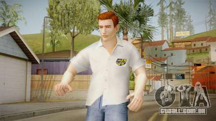 Wade Martin from Bully Scholarship para GTA San Andreas