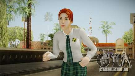 Christy Martin from Bully Scholarship v1 para GTA San Andreas