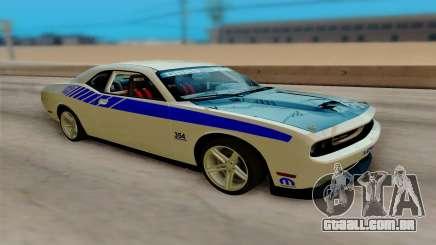 Dodge Challenger Drag Pak Supercharged para GTA San Andreas
