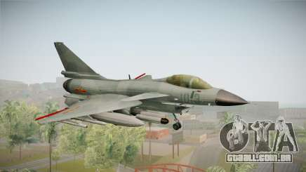 Chengdu J-10 Vigorous Dragon para GTA San Andreas