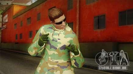 Gunrunning Skin 2 para GTA San Andreas