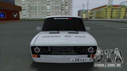 VAZ 2106 Shaherizada 2.1 GVR SA:MP para GTA San Andreas