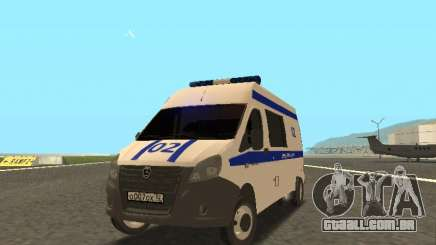 Gazela PRÓXIMA Polícia para GTA San Andreas